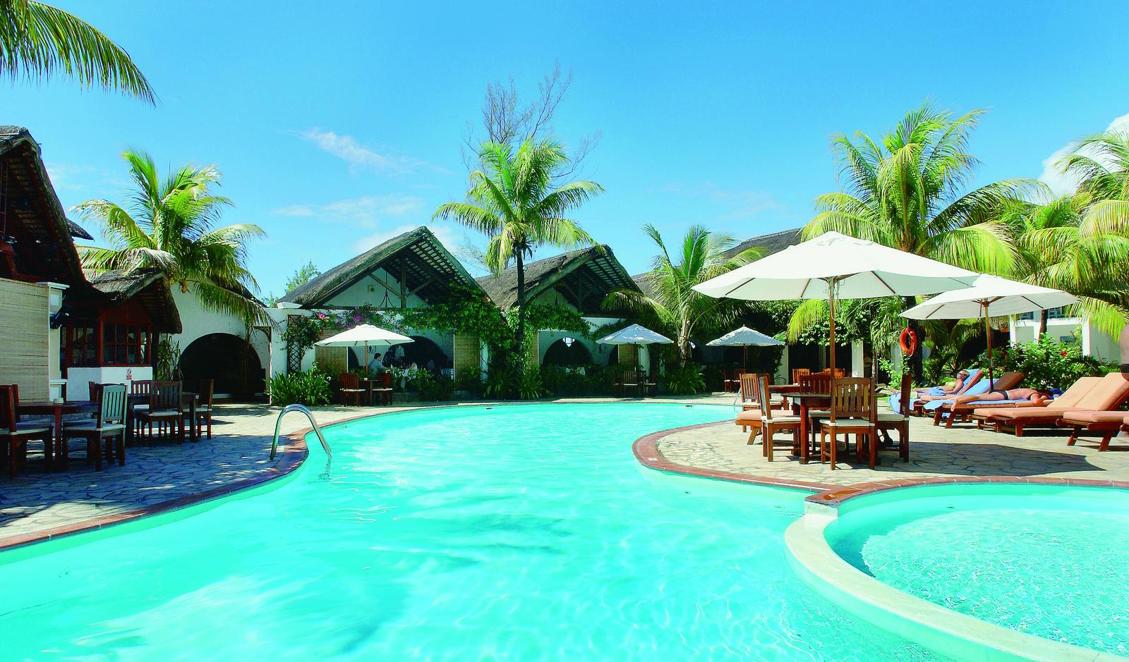 Veranda Palmar Beach Hotel Ile Maurice